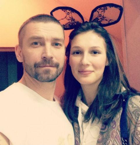 Молодая супруга Владимира Кристовского родила ему наследника
