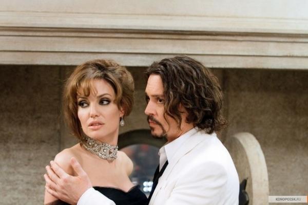 Поворот: Депп стал новым папой детям Джоли