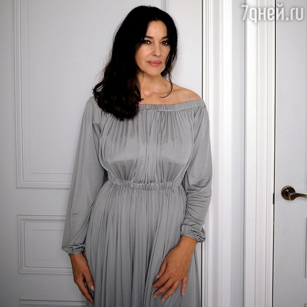 There monica bellucci awards you