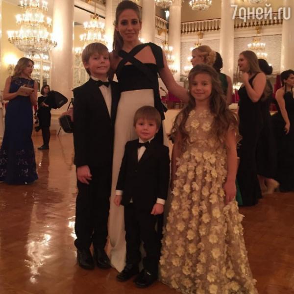 Сын Аршавина и Барановской выступает в Большом театре