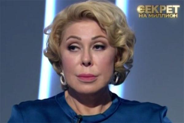 Любовь Успенская призналась в криминальном аборте