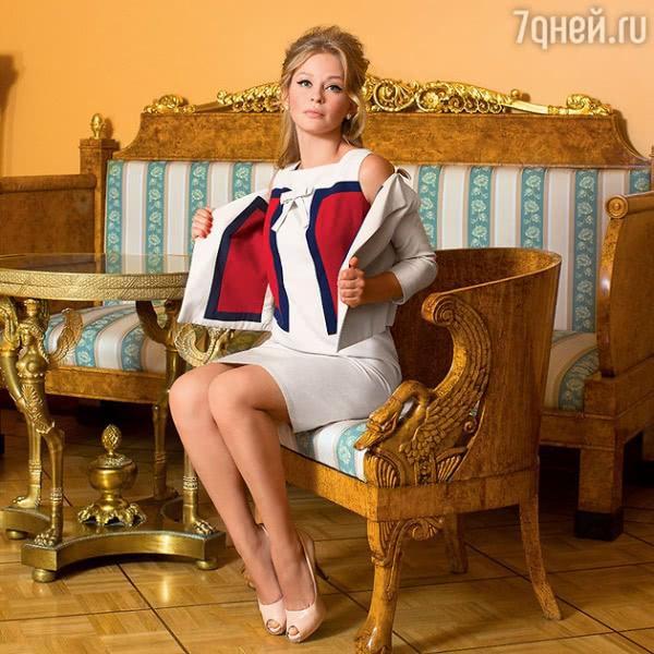 Юлия Пересильд объяснила, что романы с Машковым, Мироновым и Цыгановым ей приписывали не просто так