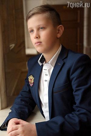 Сын Валерия Золотухина дебютировал в кино