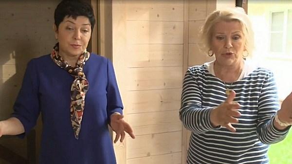 Обманутая строителями Галина Польских подарила внуку стильный ремонт