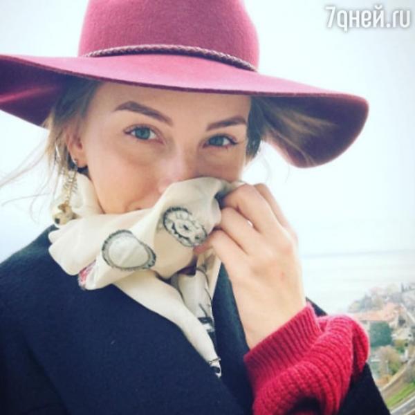 Дмитрий и Полина Дибровы насладились обществом друг друга