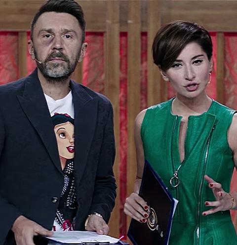 Группа «Лениград» устроила потасовку на съемках телешоу