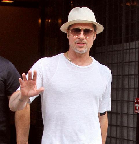 Брэд Питт стал затворником после разрыва с Анджелиной Джоли