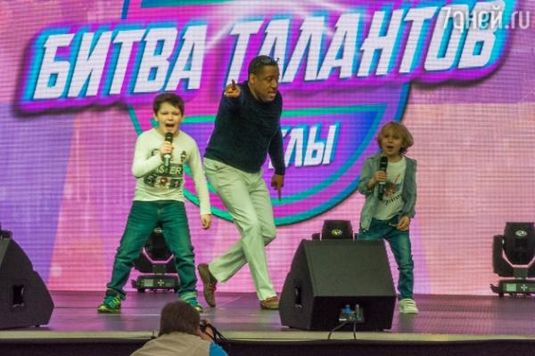 ВИДЕО: Педагог Beyonce открыл шоу «Битва талантов» в Москве