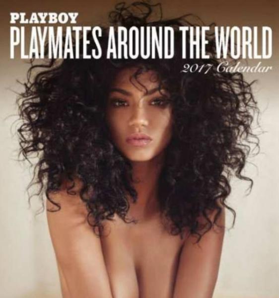 Мария Лиман украсила календарь журнала Playboy 2017 года