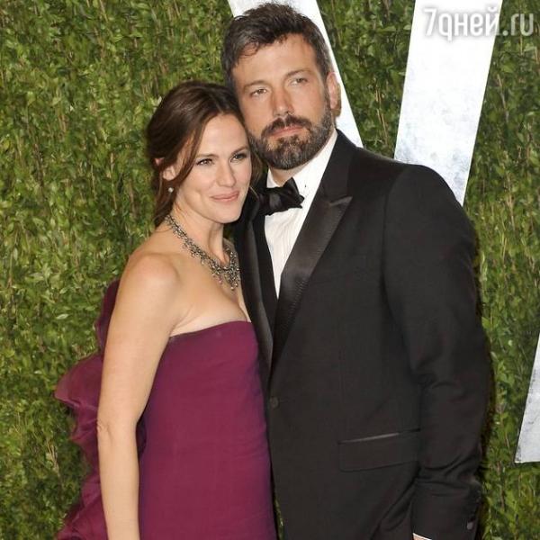 Дженнифер Гарнер и Бен Аффлек втайне возобновили свадебные клятвы