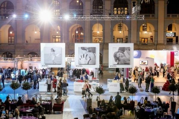 Создавая красоту: стилисты ESTEL трудились на Неделе моды в Москве