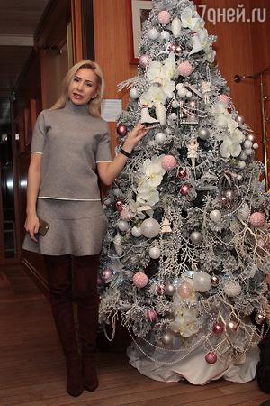 Екатерина Вуличенко побывала на конкурсе красоты