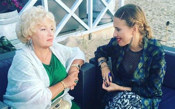 Людмила Нарусова заговорила о новорожденном внуке