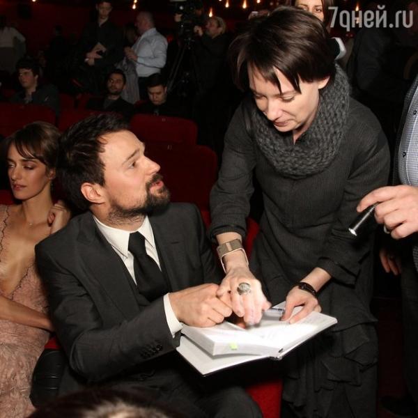 Невеста Козловского поддержала любимого на громкой кинопремьере