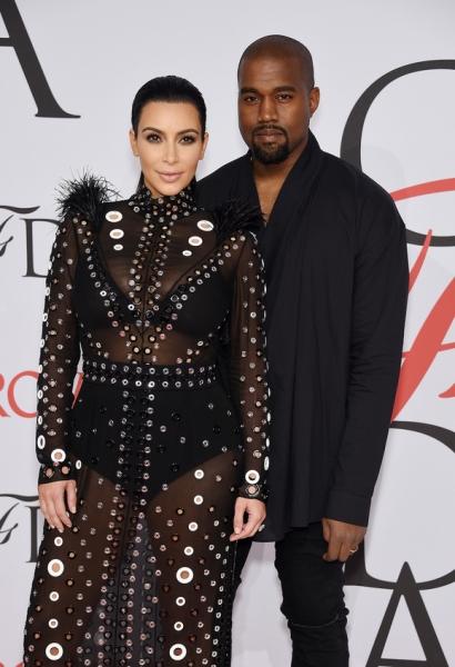 Ким Кардашьян и Канье Уэст разводятся — сообщают СМИ