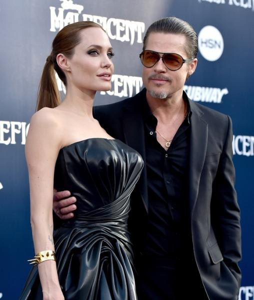 Анджелина Джоли подписала документы о неразглашении личной информации детей