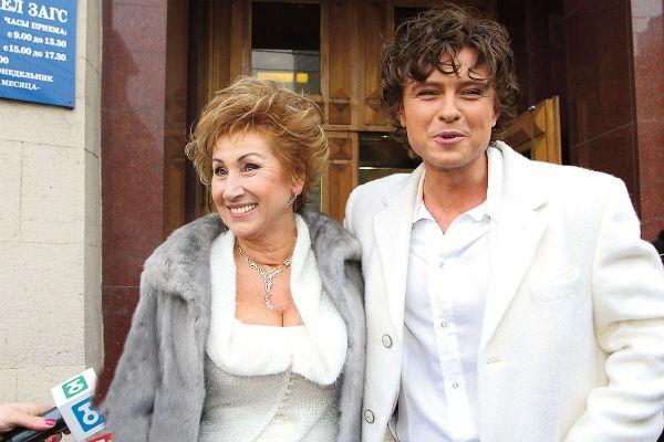 На крыльях любви: все о тайной свадьбе Меладзе и Джанабаевой, церемонии Шаляпина и других