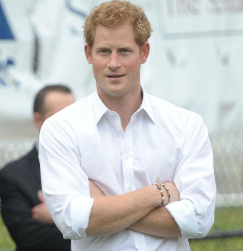 Принц Гарри готовит любовное гнездышко для избранницы