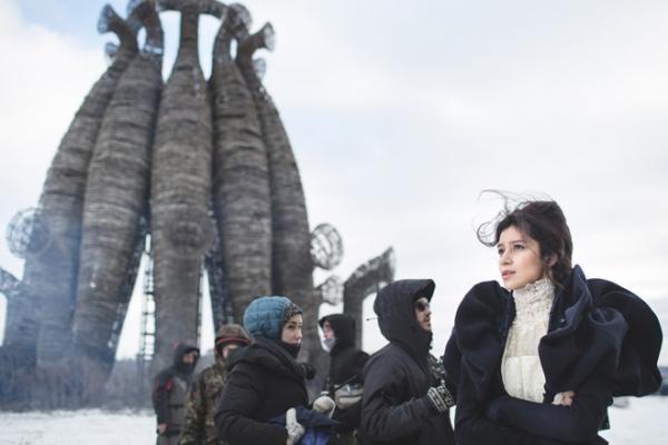 Виторган и Куркова – в клипе «Три ведьмы»: смотри видео и фото!