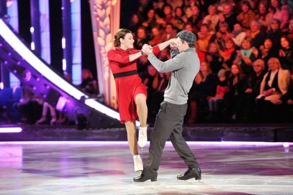 Победила страсть: Сотникова и Соколовский стали лучшими на льду