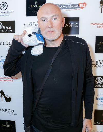 Олег Яковлев отметил день рождения с моделью Playboy