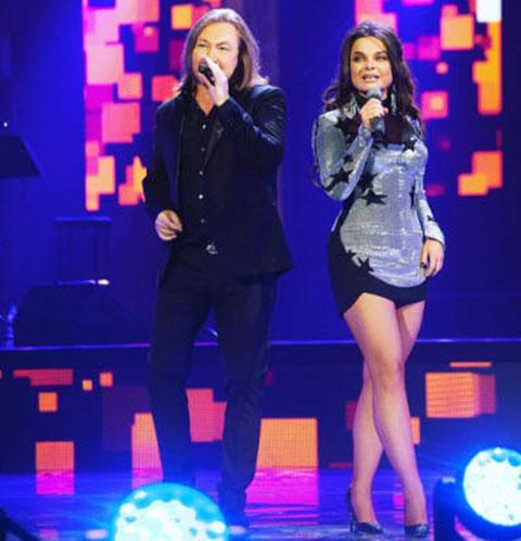 Игорь Николаев и Наташа Королева воссоединились на сцене