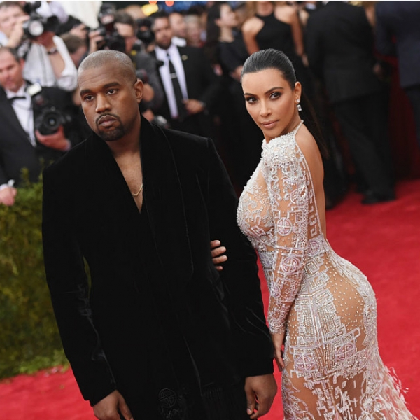 Ким Кардашьян хочет развестись с мужем из-за Трампа