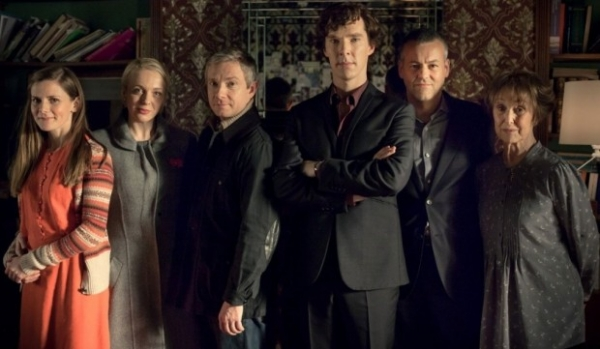Первый канал покажет 4 сезон «Шерлока» 1 января 2017