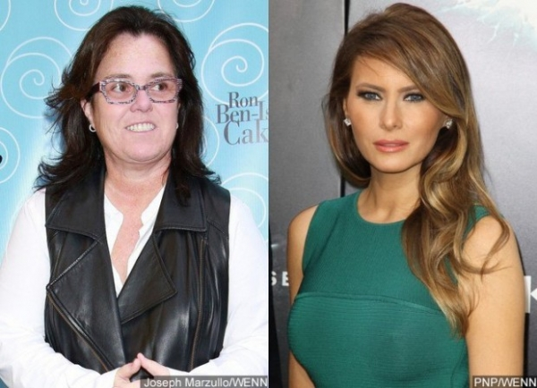 Рози О'Доннелл извинилась перед Трампами за «сына-аутиста»