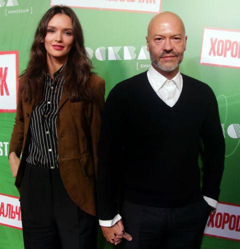 Федор Бондарчук впервые объяснил уход из семьи к Паулине Андреевой