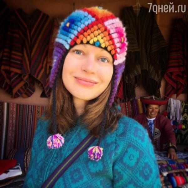 Ирина Безрукова отправилась под Новый год в мистическое путешествие