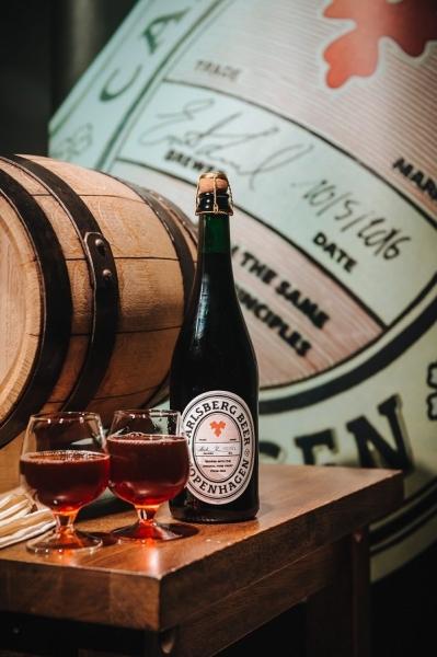 Компания Carlsberg  сварила уникальное пиво, которое не смогут попробовать даже самые звездные любители этого хмельного напитка