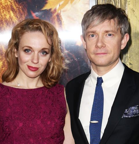 Звезды «Шерлока» объявили о разводе