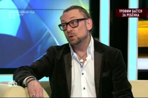 Сергей Трофимов переживает семейную драму