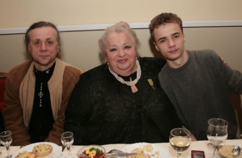 Сын Натальи Крачковской опроверг слухи о баснословном наследстве