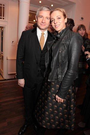Звезда «Шерлока» и его гражданская супруга внезапно расстались