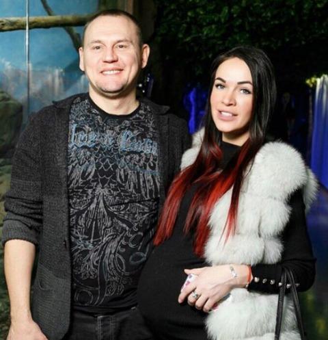 Степан Меньщиков стал отцом во второй раз
