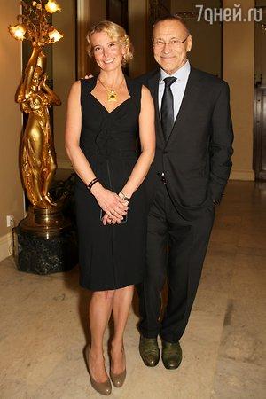 ВИДЕО: Юлия Высоцкая и Андрей Кончаловский претендуют на «Оскар»