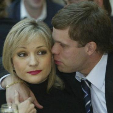 "The status ""offline"": Bulanova finally broke up with her husband"