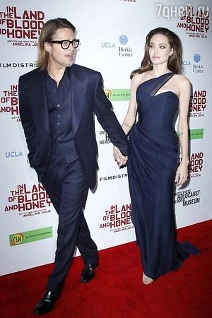 Анджелина Джоли дала понять Питту, что не пойдет на компромисс