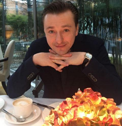 Сергей Безруков наслаждается отцовством