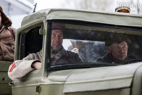 Горобченко и Мерзликин встретились на площадке спустя 15 лет после «Бумера»