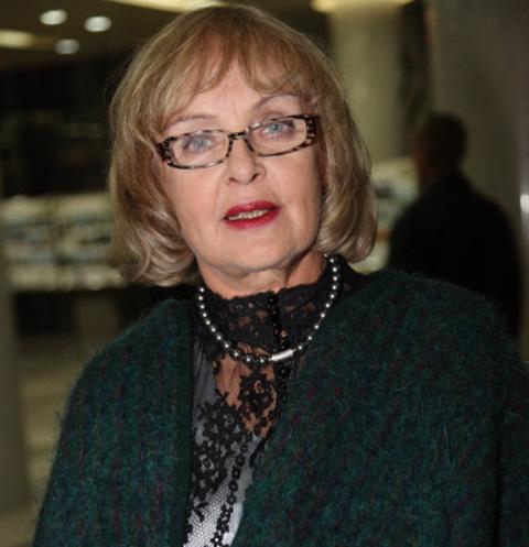 Актриса «Вечного зова» Ада Роговцева была экстренно госпитализирована