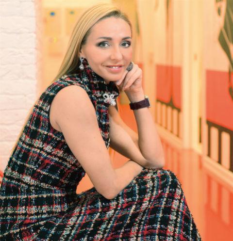 Tatiana Navka left Alexey Vorobiov 11.11.2010 43