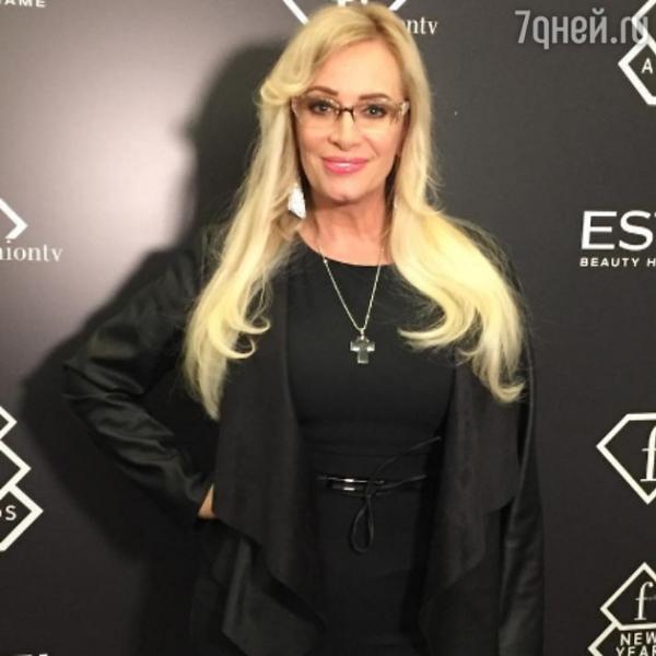 Наталии Гулькиной подарили средство для молодости груди
