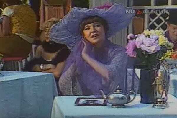 Актриса Раиса Мухаметшина получила травмы, упав в шахту лифта