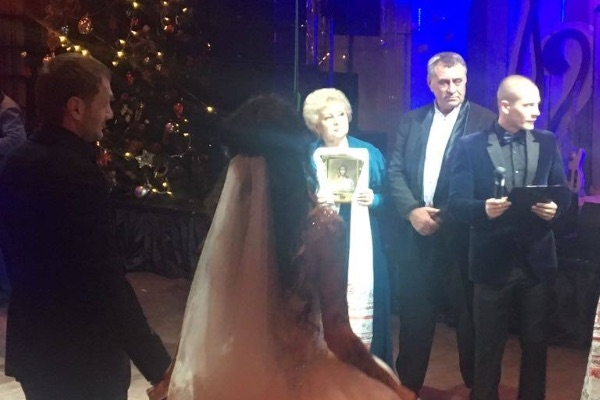 Экс-бойфренд Романец Александр Липовой женился на модели