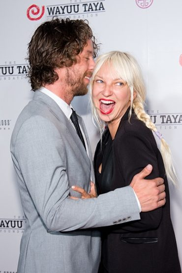 Singer SIA divorce after two years of marriage