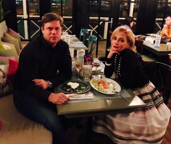 Татьяна Буланова подтвердила расставание с мужем