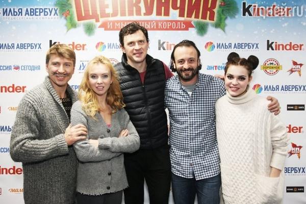 Дочь Яны Чуриковой получила первый новогодний подарок